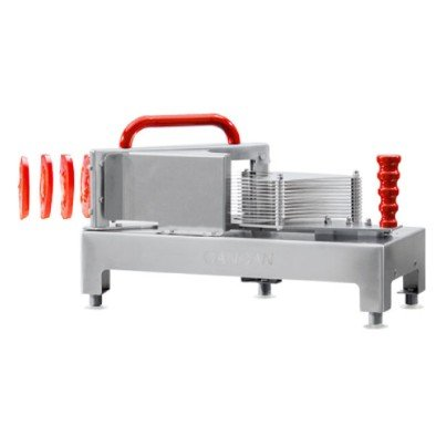 Cancan Domates Dilimleme Makinesi - komple paslanmaz