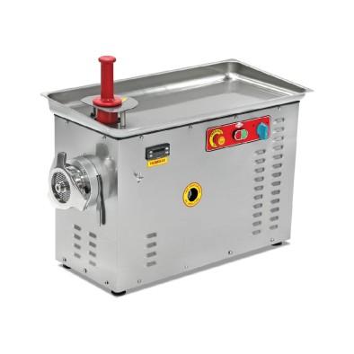 Empero EM.08 Soğutmalı Et Kıyma Makinesi-32'lik-600 kg/s-komple paslanmaz-380V