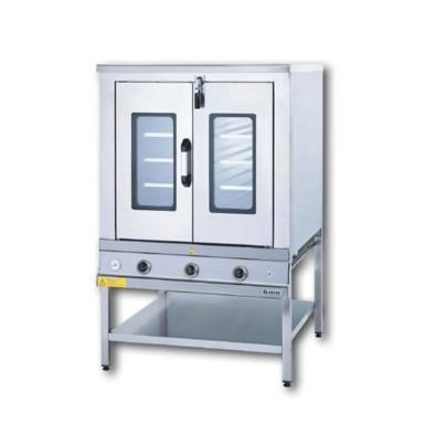 Pasta Börek Fırını - 100x100x160 cm - Gazlı - CE Belgeli