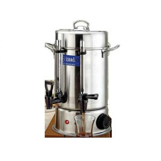 Çay Makinesi-gizli rezistans-60 Bardaklık, 7 Litre
