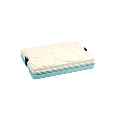 Avatherm Resital-Termo Tepsi-5 Gözlü-kilitli
