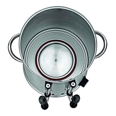 Çay Makinesi-gizli rezistans-40 Bardaklık, 5 Litre