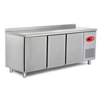 Empero EMP.200.60.01 Tezgah Tipi Buzdolabı (Fanlı) 3 Kapılı 200x60x85 cm