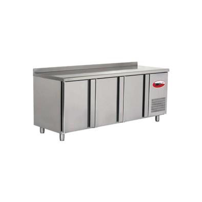 Empero EMP.200.70.01 Tezgah Tipi Buzdolabı (Fanlı) - 3 Kapılı - 200x70x85 cm