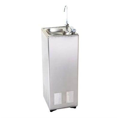 Erginoks Soğutuculu Su Sebili-Fışkırtma musluklu (okul ve gemi tipi)-150 bardak/saat