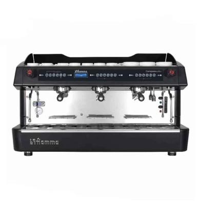Fiamma 3 DB TC Compass Espresso Kahve Makinesi - tam otomatik - 3 Gruplu - dijital