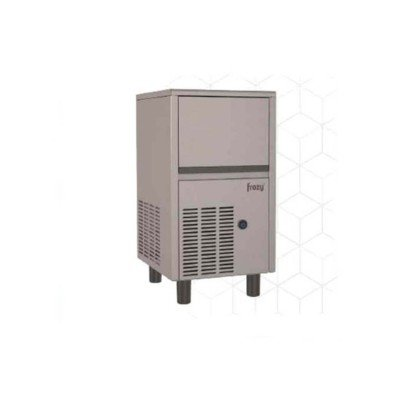 Frozy FR25 LSI Küp Buz Makinesi-kendinden hazneli-25 kg/gün