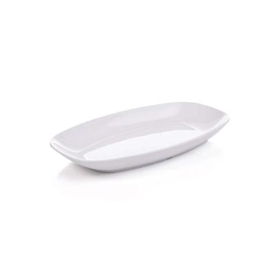 GMB Nazen Termoset Kırılmaz-32 cm oval kayık tabak