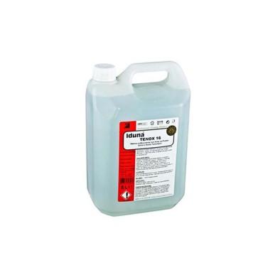 Iduna Tenox 16 Asidik Temizleyici - Bulaşık Makinesi için Kireç ve Protein Çözücü - 5 Litre