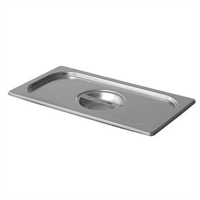 Bilge Gastronom Küvet Kapağı - GN 1/3 standart kapak