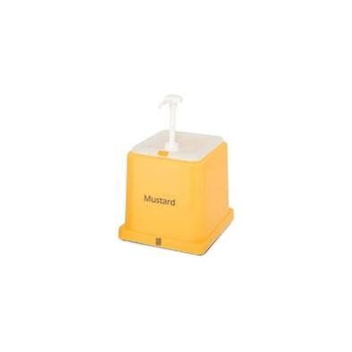 KAPP Hardal Dispenseri-polikarbon