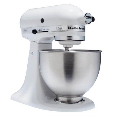 KitchenAid Classic Set Üstü Mikser Beyaz