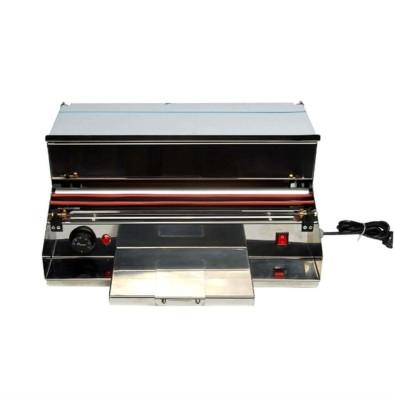 Metapack Streç Film Sarma Makinesi-Elektrikli-45 cm yapıştırma ağzı-komple krom