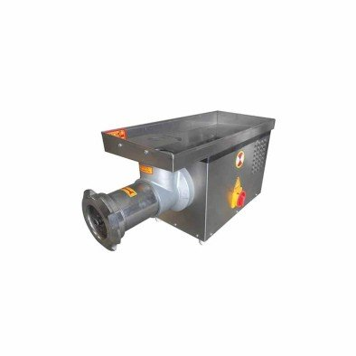 OMT EKM 104 Et Kıyma Makinesi - 32'lik - krom kasalı - 380 V
