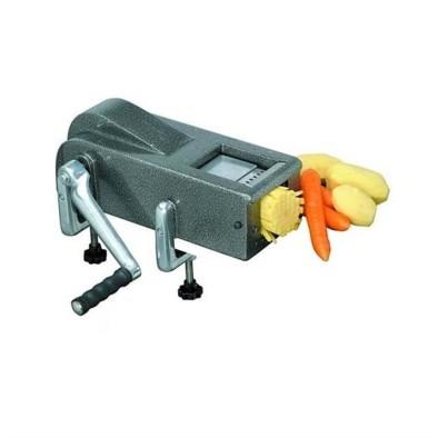 Özlem Parmak Patates Dilimleme Makinesi-Manuel-Tezgaha monte