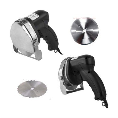 PowerSharp Elektikli Döner Kesme Makinesi-10 cm Bıçak-220V
