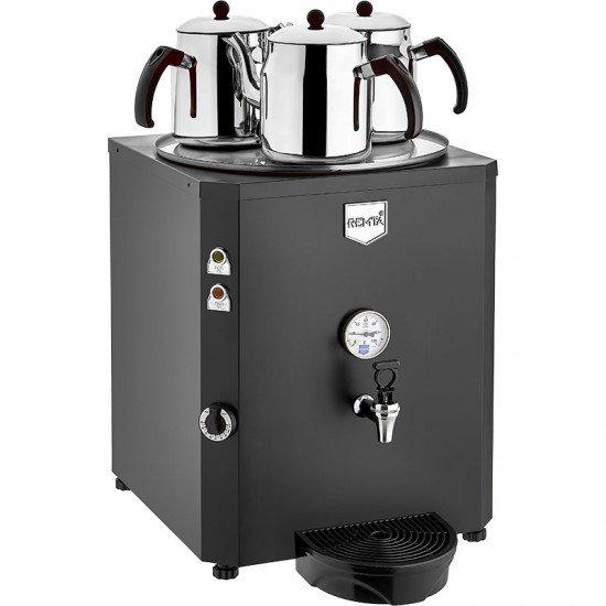 Remta Jumbo Çay Makinesi-40 litre-3 demlik dahil